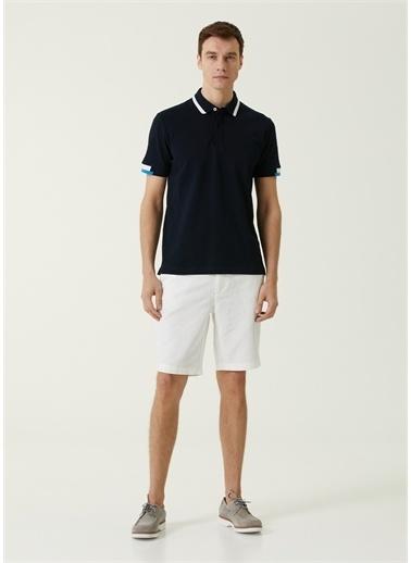 Beymen Collection Polo Yaka T-shirt Lacivert